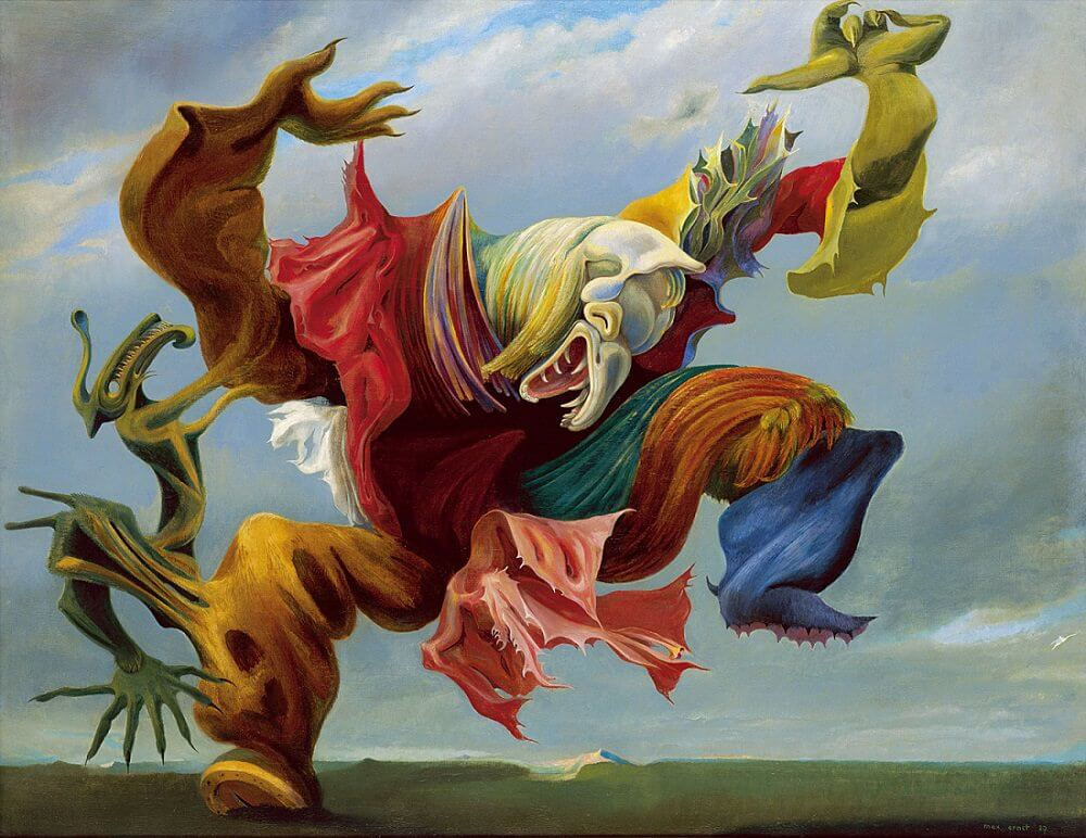 the triumph of surrealism by max ernst